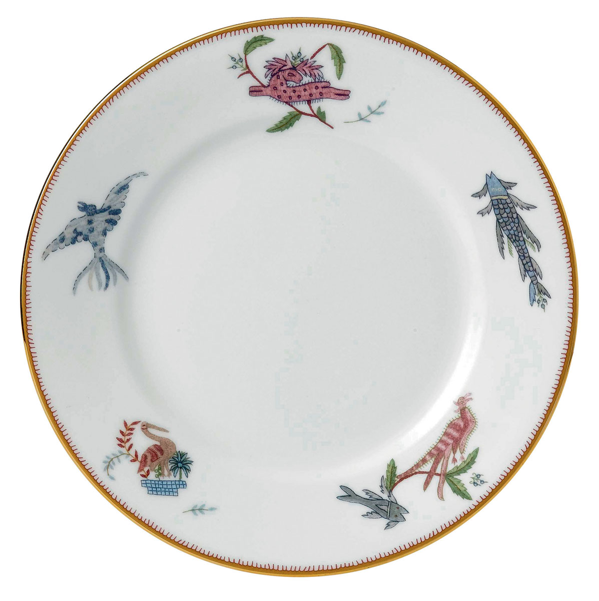 Wedgwood Mythical Creatures Salad Plate 8""