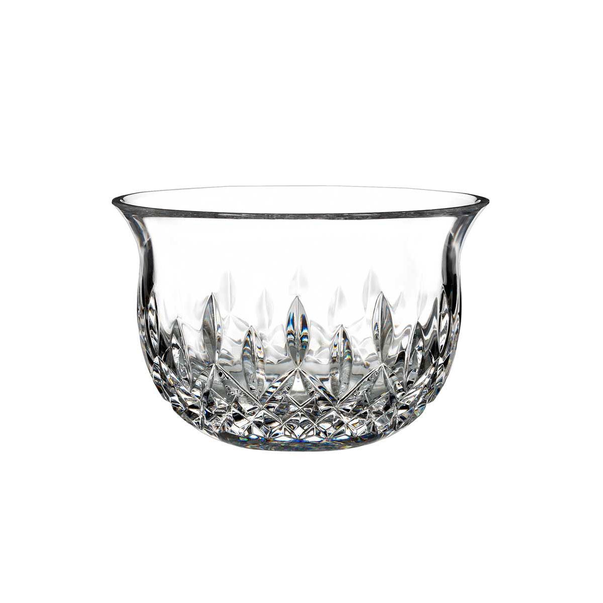 "Waterford Crystal, Giftology Lismore 5"" Sugar Crystal Bowl"