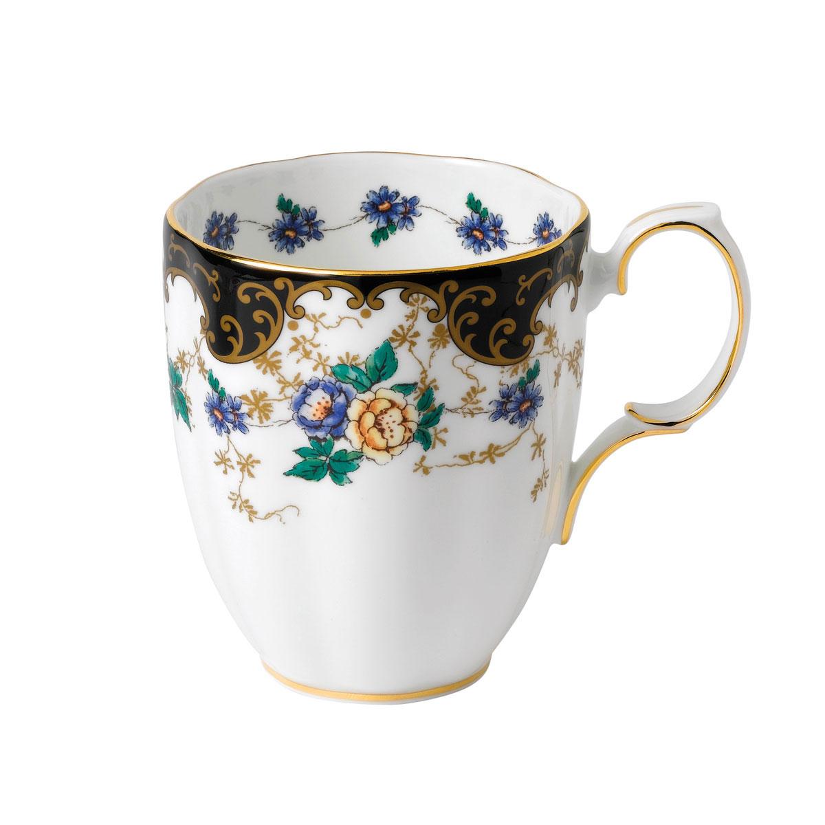 Royal Albert 100 Years 1910 Mug 14.1 Oz Duchess