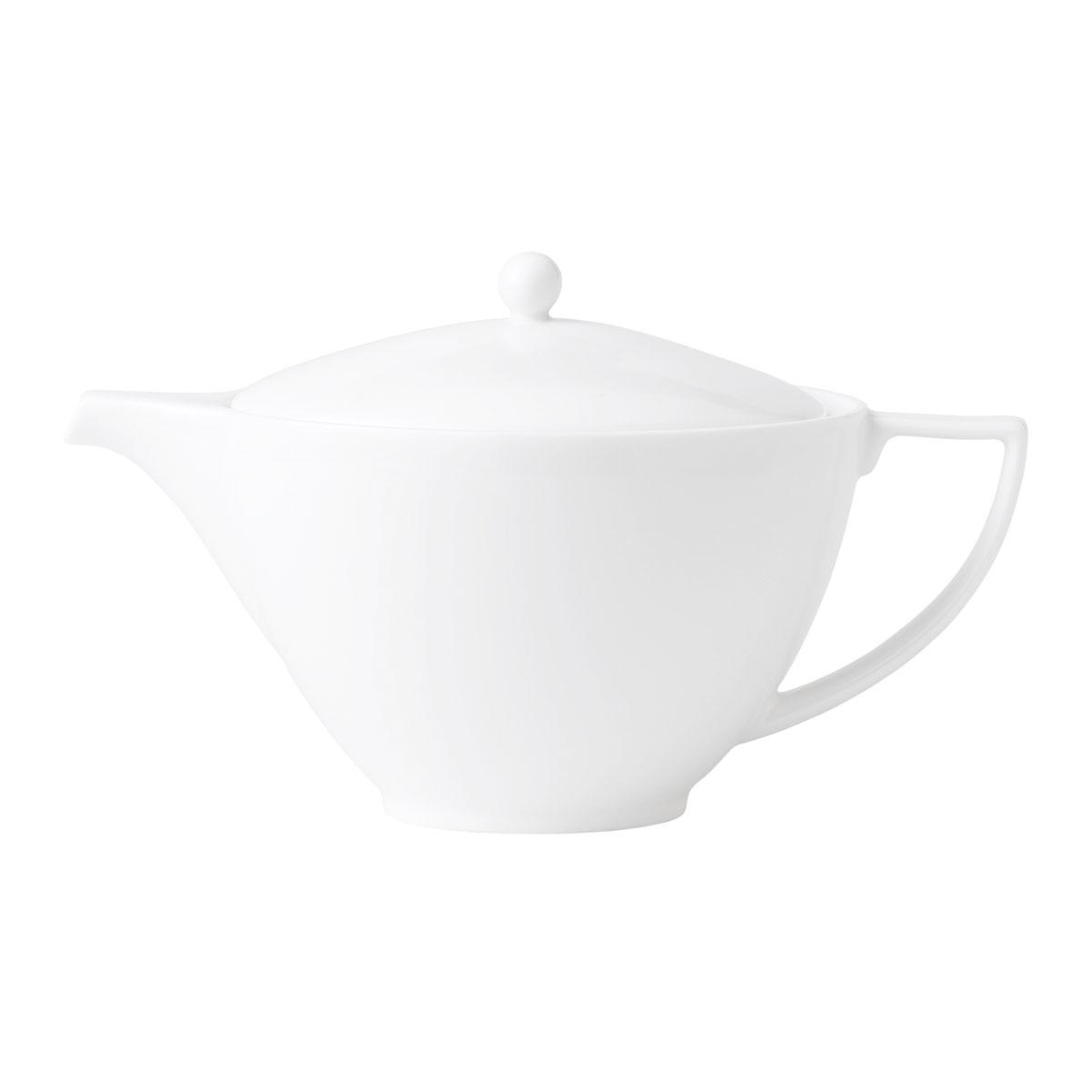 Wedgwood Jasper Conran White Strata Teapot