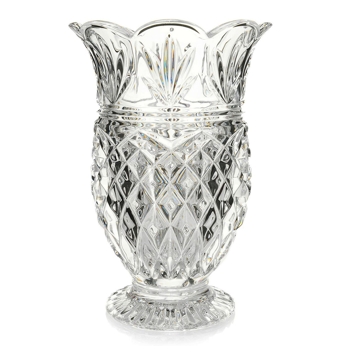 "Marquis by Waterford 7 3/4"" Welcome Vase"
