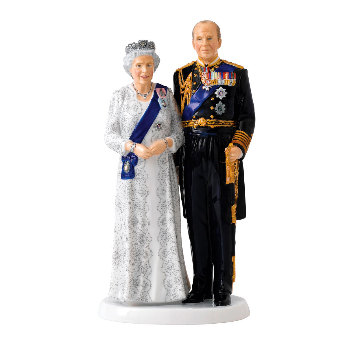Royal Doulton Pretty Ladies Queen Elizabeth