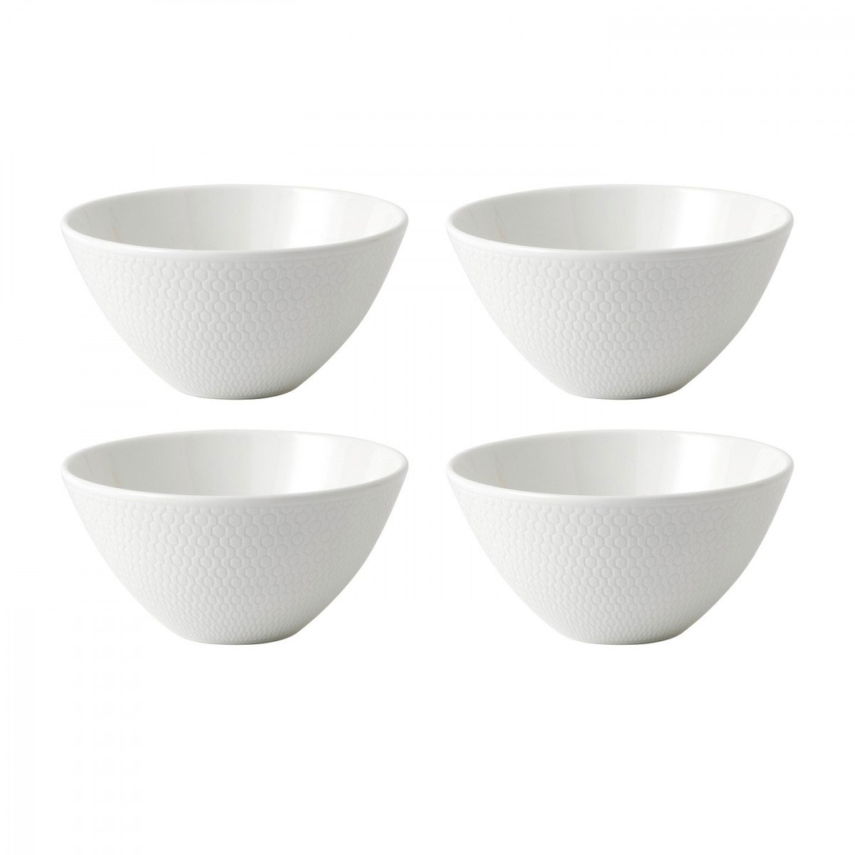 Wedgwood Gio Dip Bowl, Set of Four