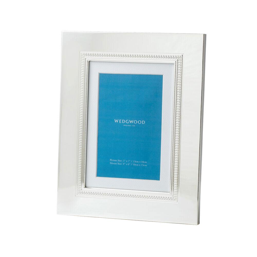 "Wedgwood Simply Wish 5x7"" Photo Frame"