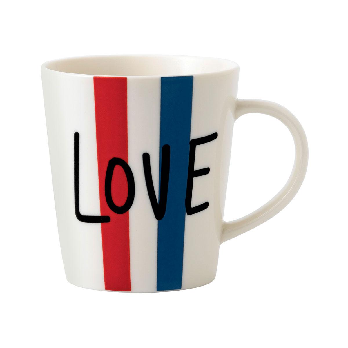 ED Ellen DeGeneres by Royal Doulton Love Mug, Single