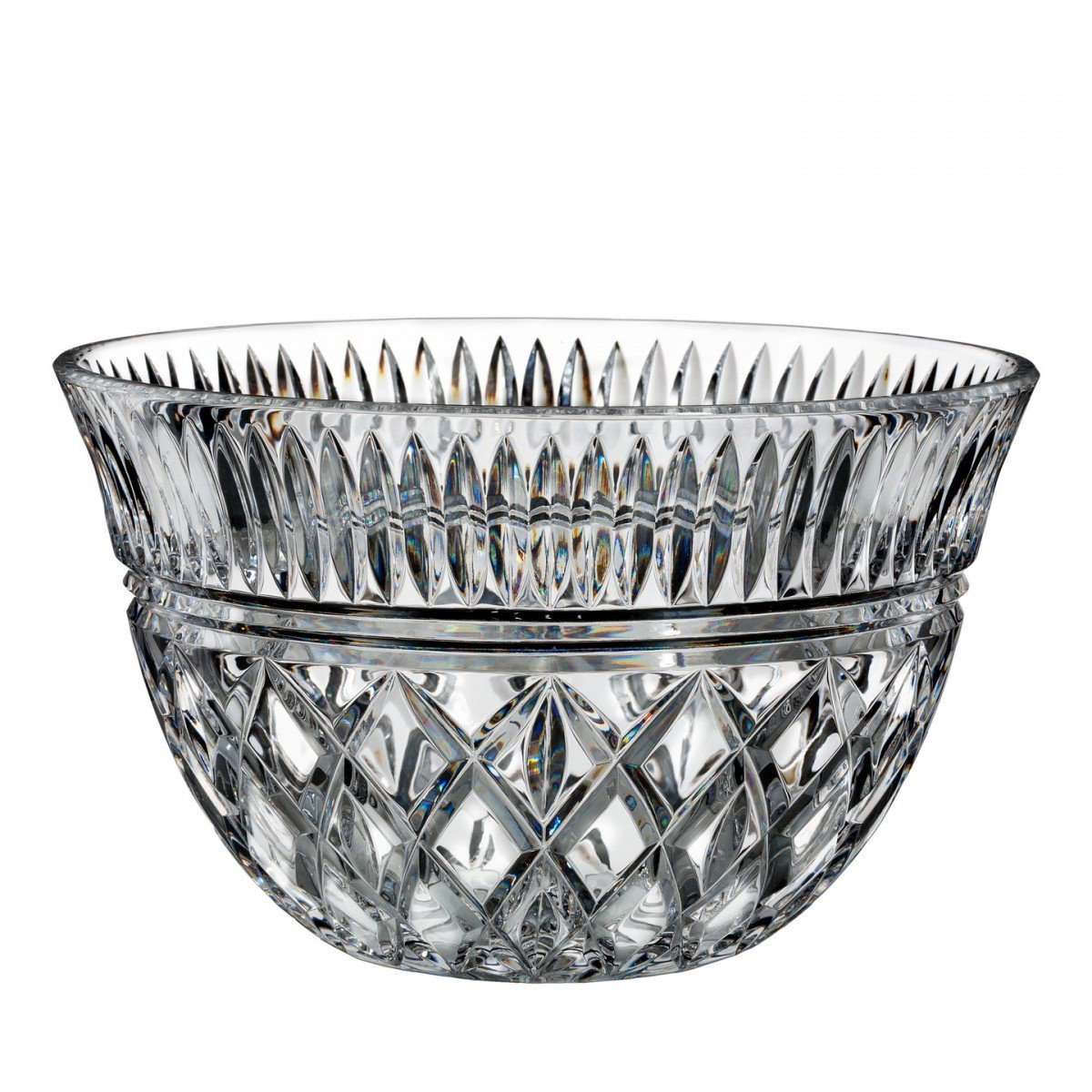 "Waterford Crystal, Eastbridge 8"" Crystal Bowl"