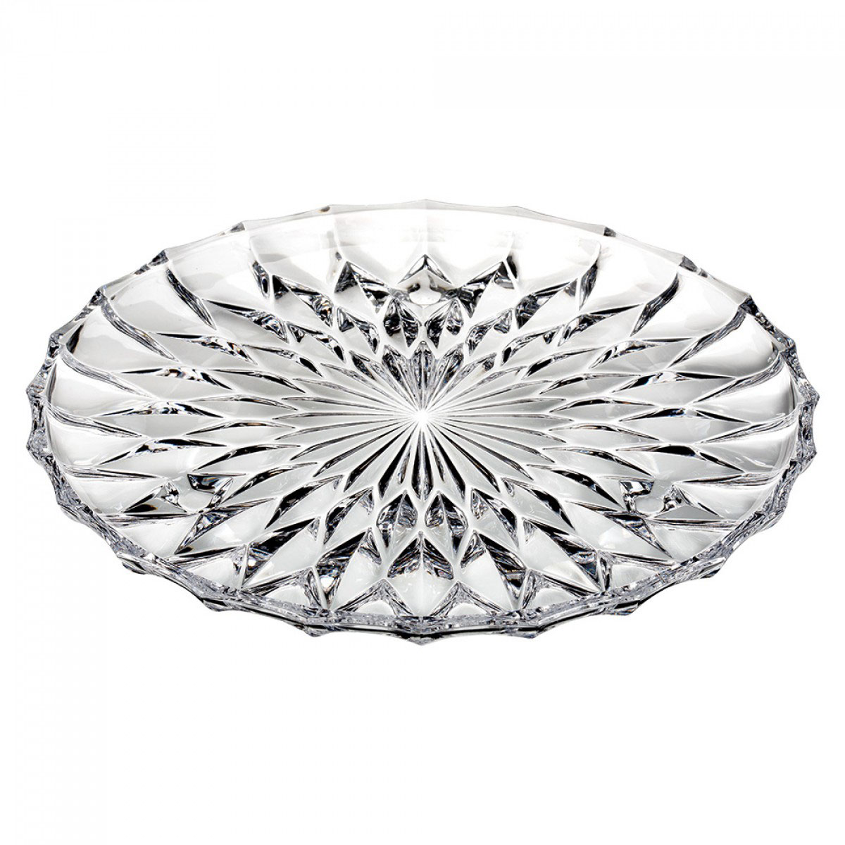 """Marquis by Waterford Crystal, Medforde 12"""" Tray"""