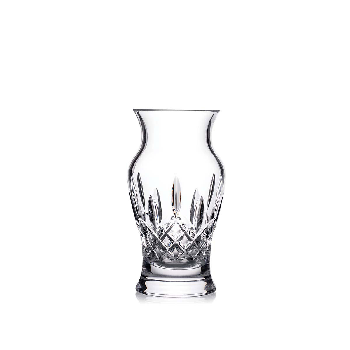 "Waterford Crystal, Giftology Lismore 6"" Crystal Vase"