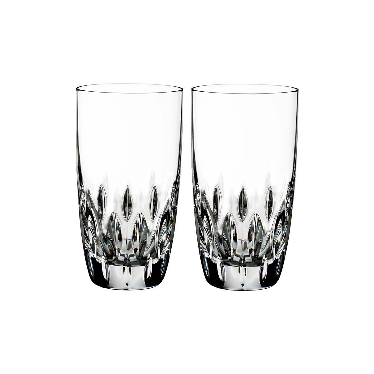 Waterford Crystal, Ardan Enis Hiball Tumbler, Pair