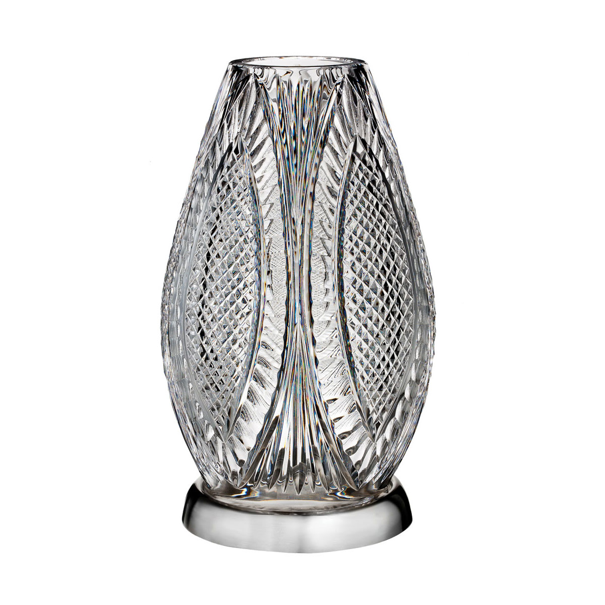 "Waterford Crystal, House of Waterford Reflections Hurricane 12"", Limited Edition of 100"