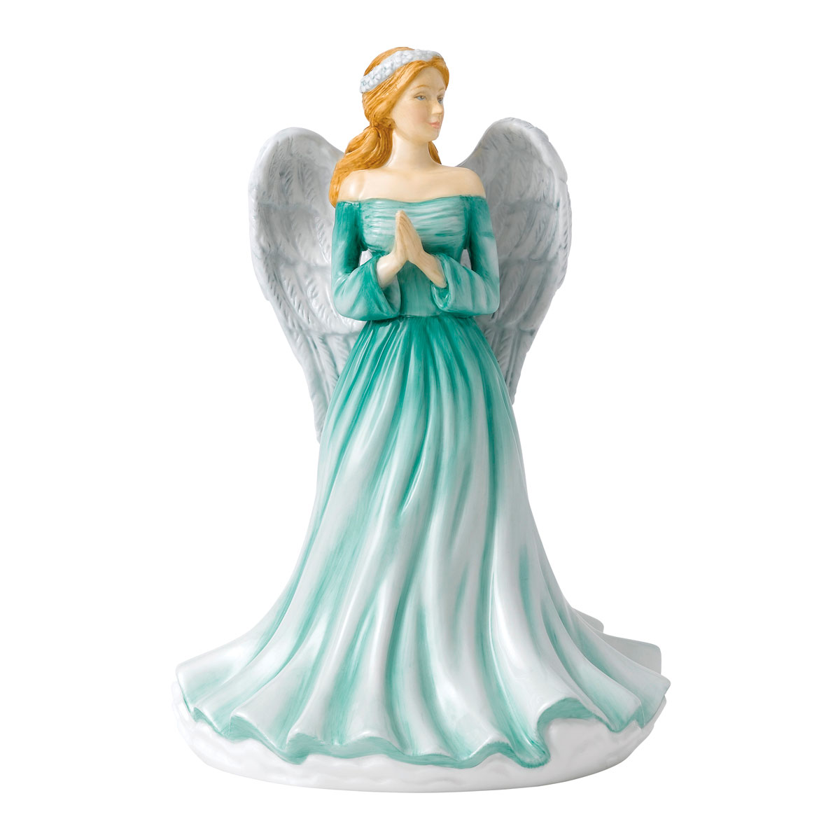 Royal Doulton Pretty Ladies Watchful Angels Divine Friendship