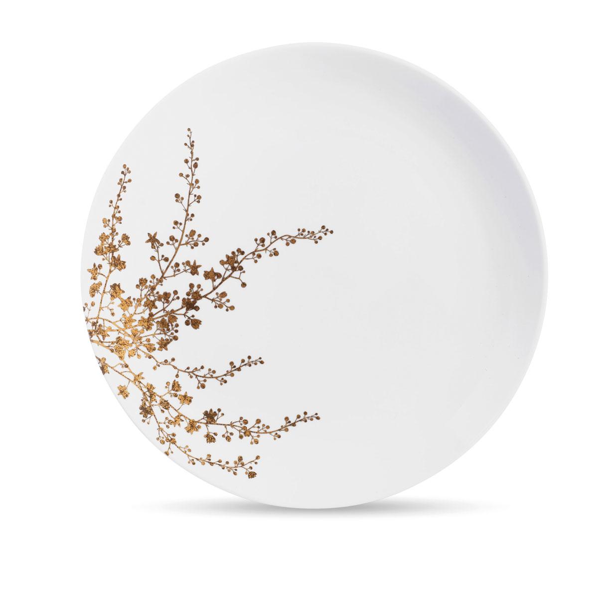 "Vera Wang Wedgwood Vera Jardin Dinner Plate 10.75"""
