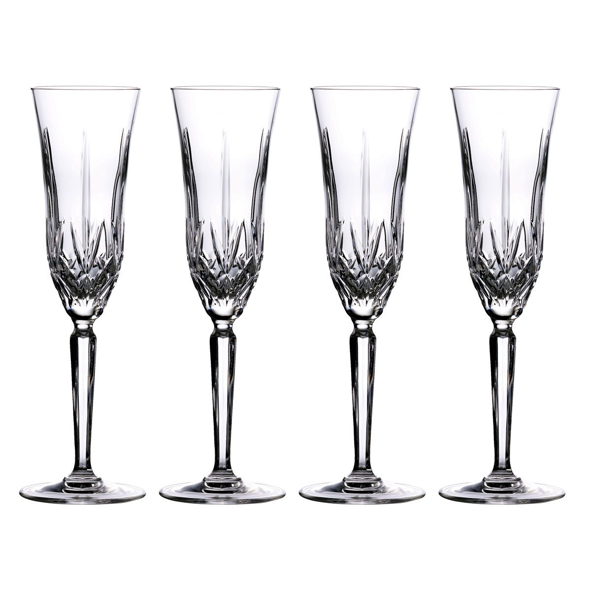 Marquis by Waterford Maxwell Flutes, Set of Four