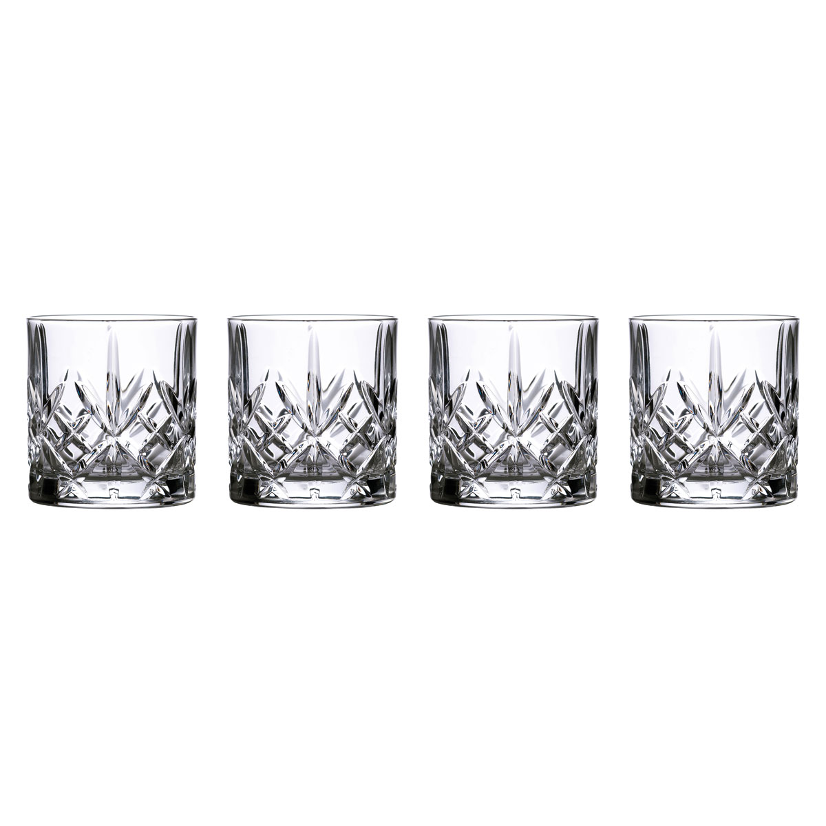 Marquis by Waterford Crystal Maxwell Tumbler, Set of Four