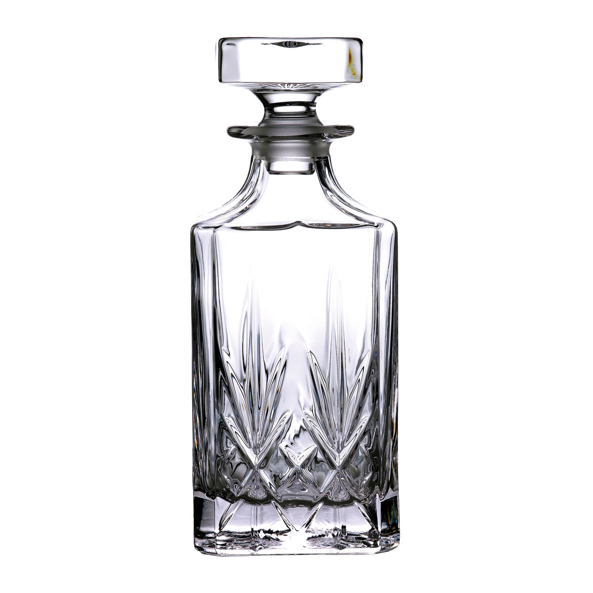 Marquis by Waterford Maxwell Square Decanter