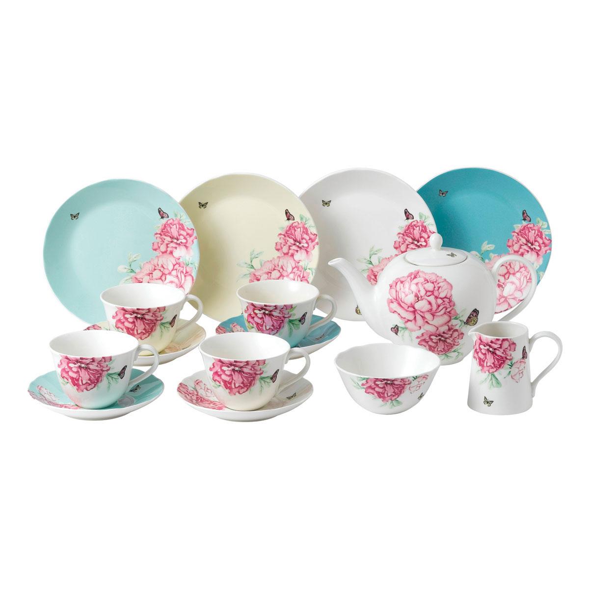 Royal Albert Everyday Friendship 15-Piece Tea Set