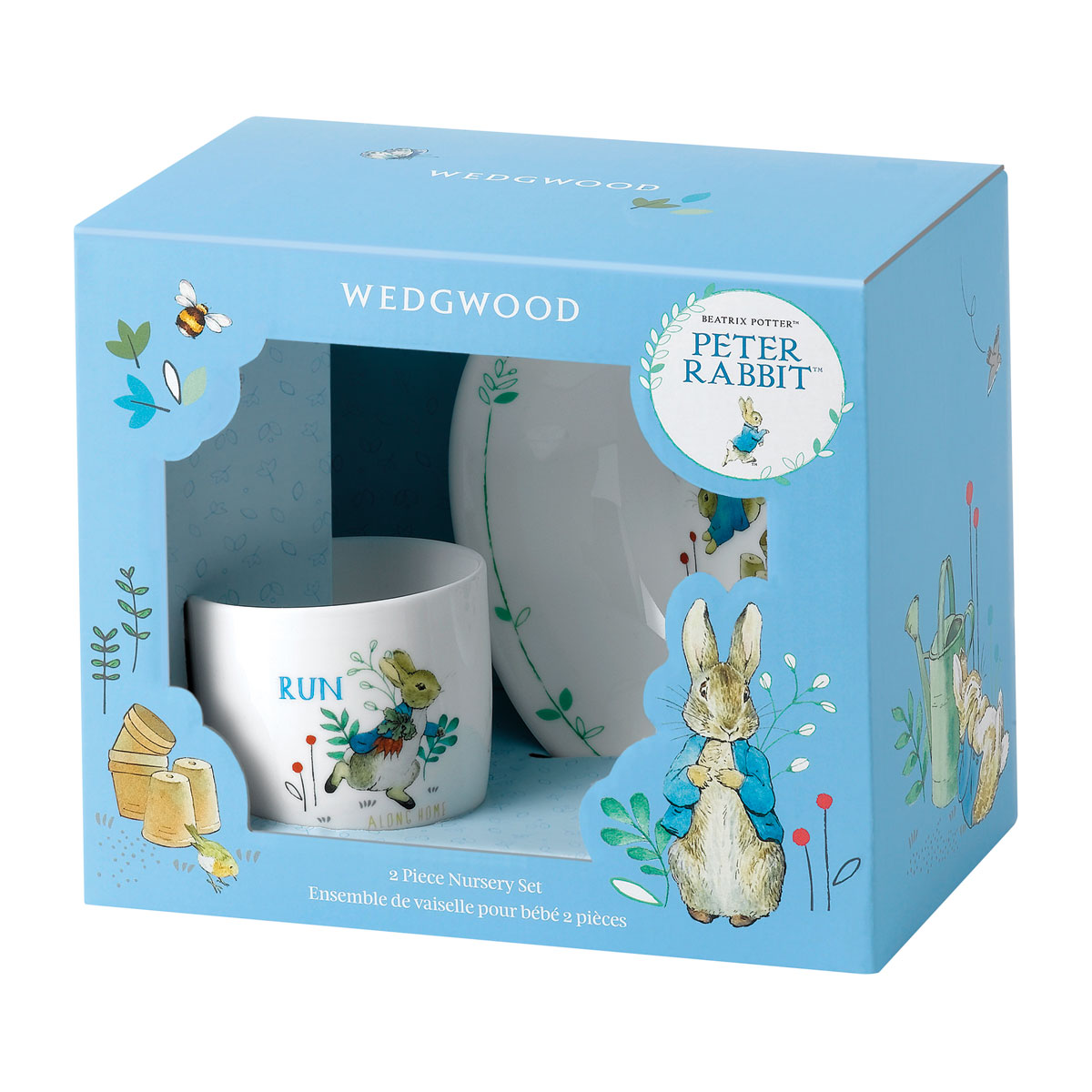 Wedgwood China Peter Rabbit Boy