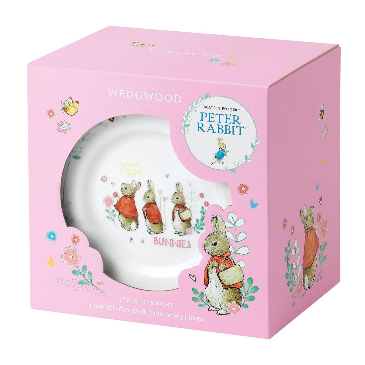 Wedgwood China Peter Rabbit Girl