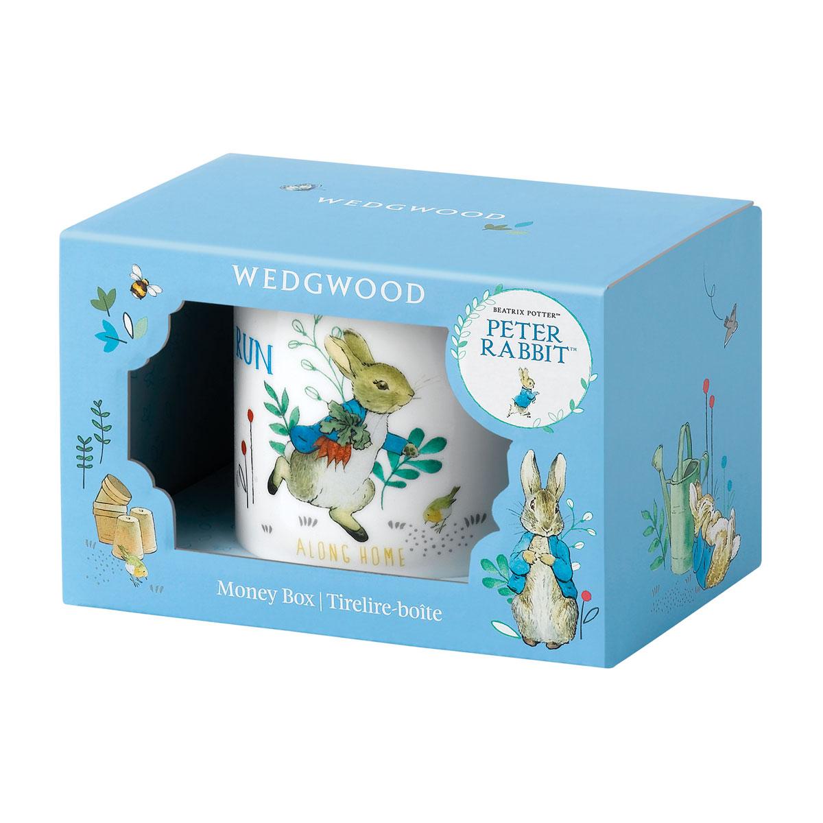 Wedgwood China Peter Rabbit Boy