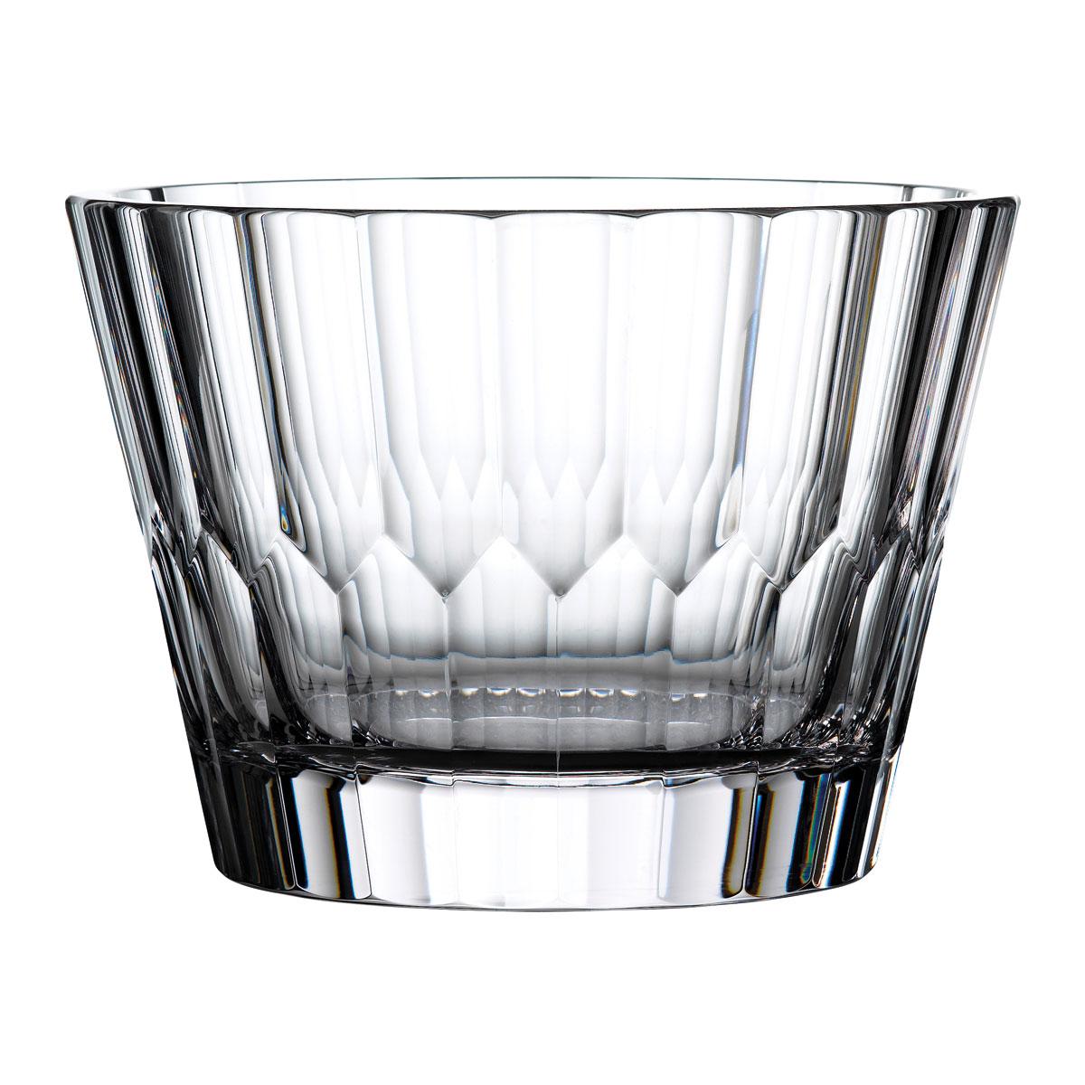 "Waterford Crystal Fleurology Jeff Leatham Icon Bowl 9"""