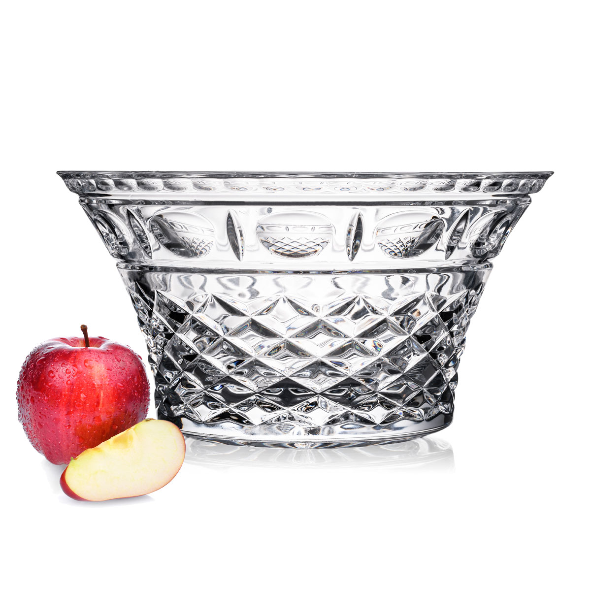 """Waterford Crystal Leonora 10"""" Bowl"""