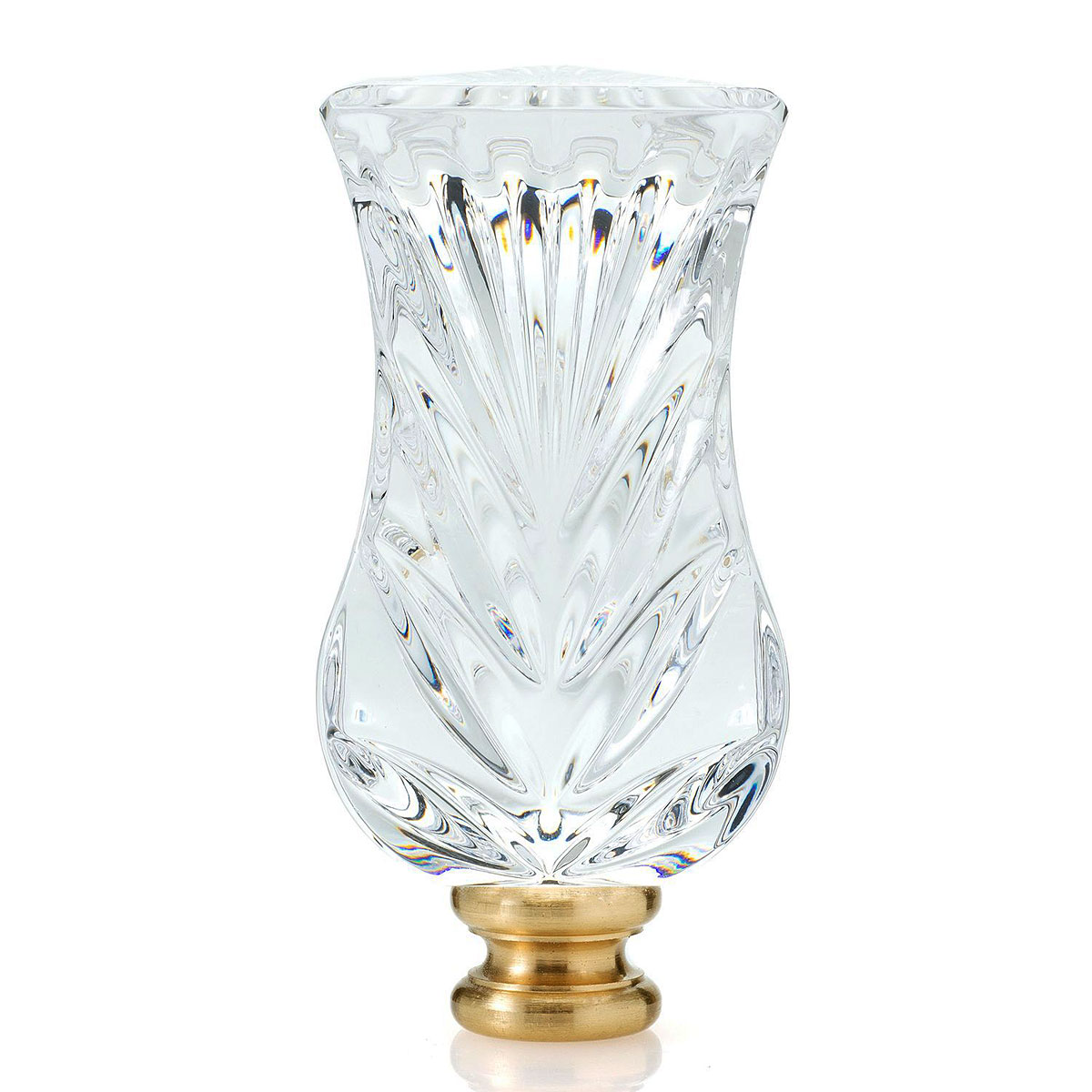 Waterford Crystal Langley Lamp Finial