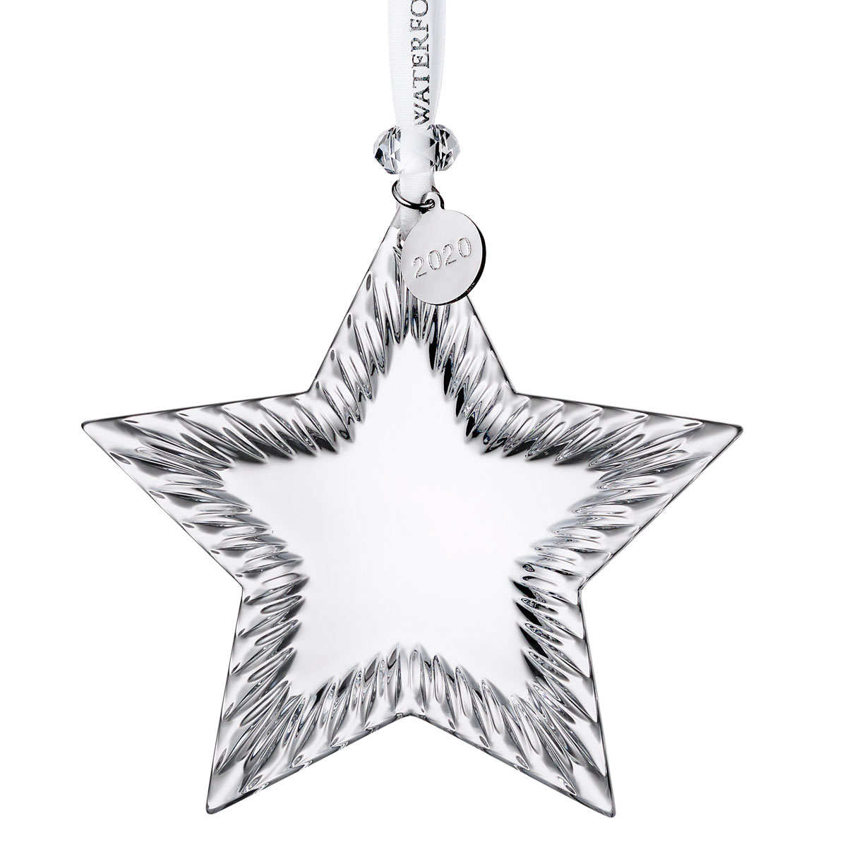 Waterford Crystal 2020 Christmas Star Ornament
