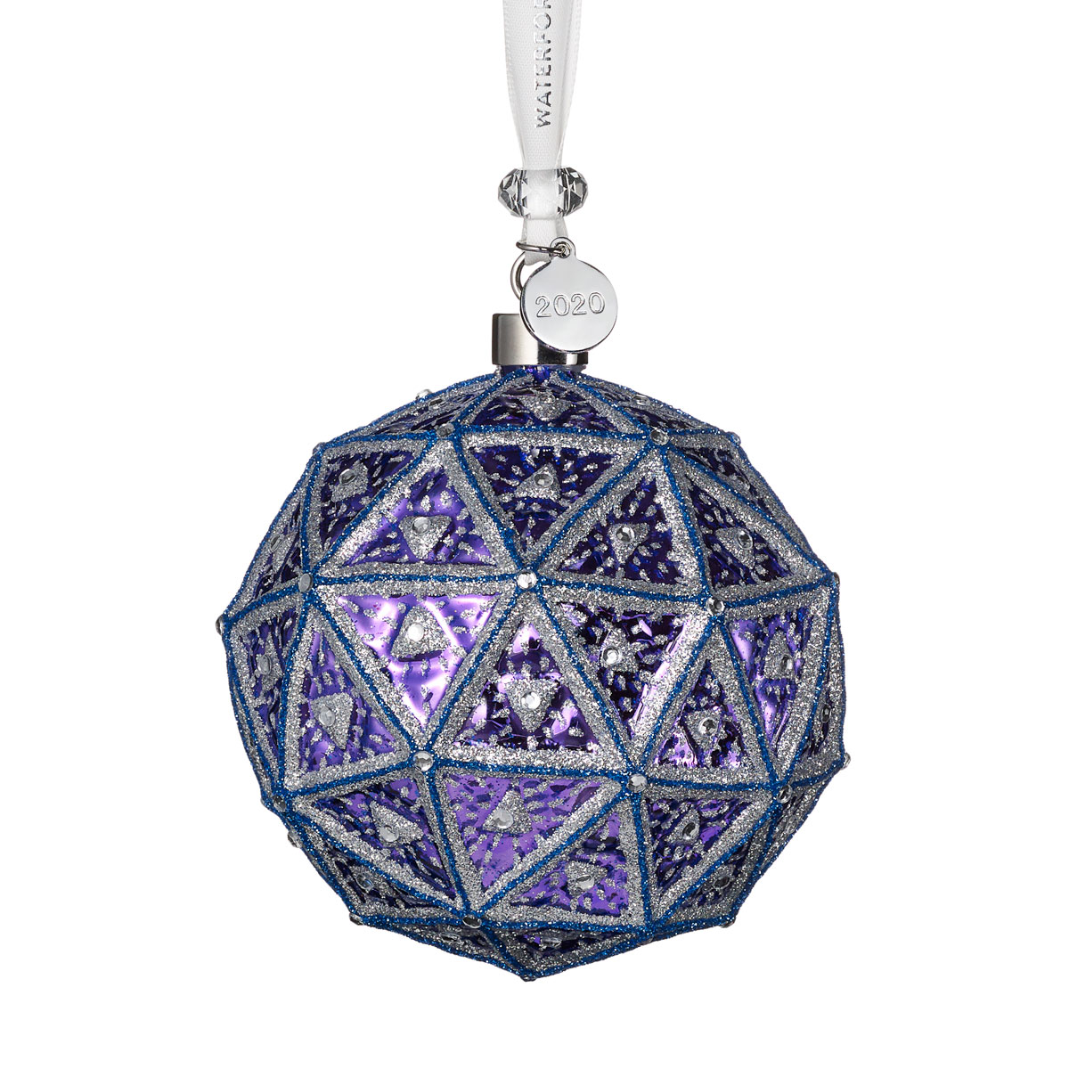 Waterford Crystal 2020 Times Square Replica Ball Ornament