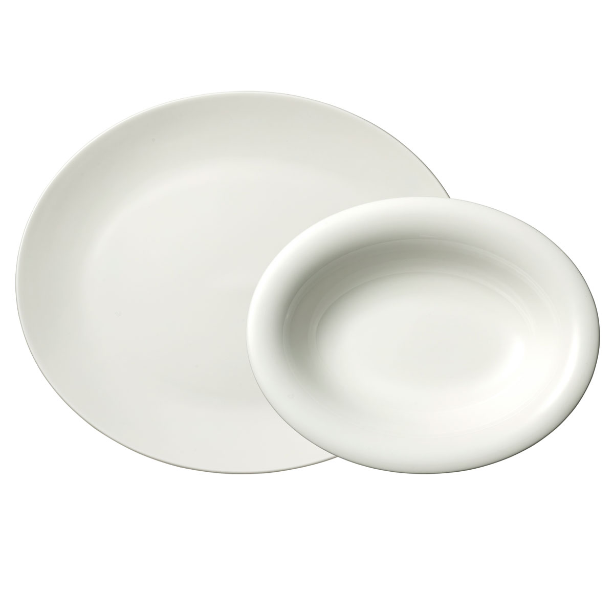 Vera Wang Wedgwood Bone China Perfect White Serving Set