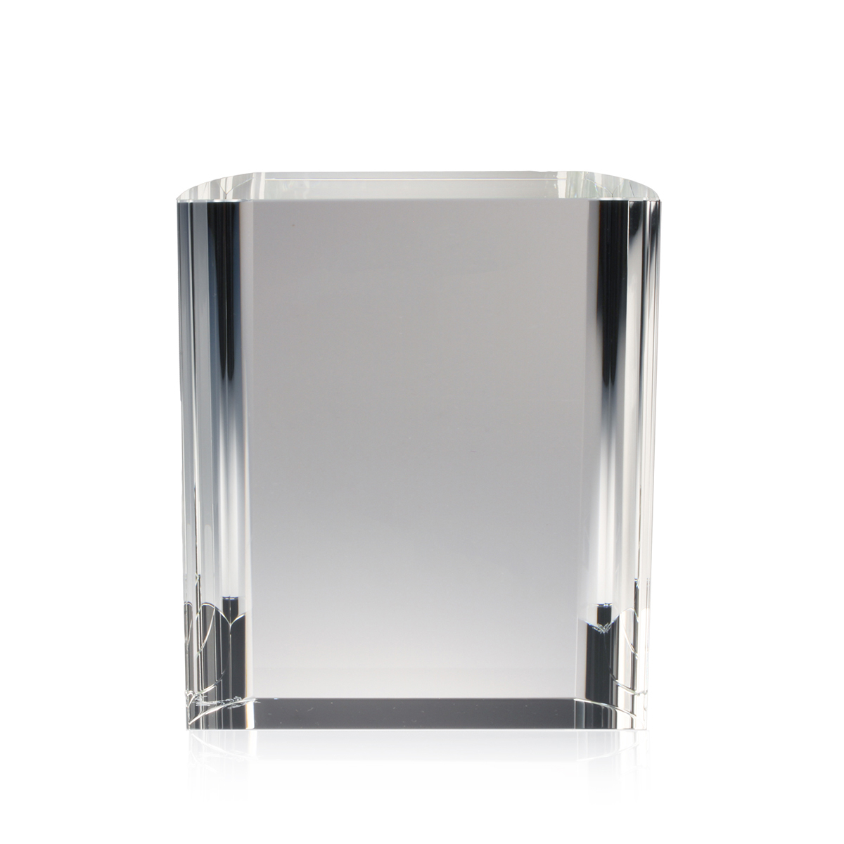 Steuben Desk Accessory, Leadership Crystal II