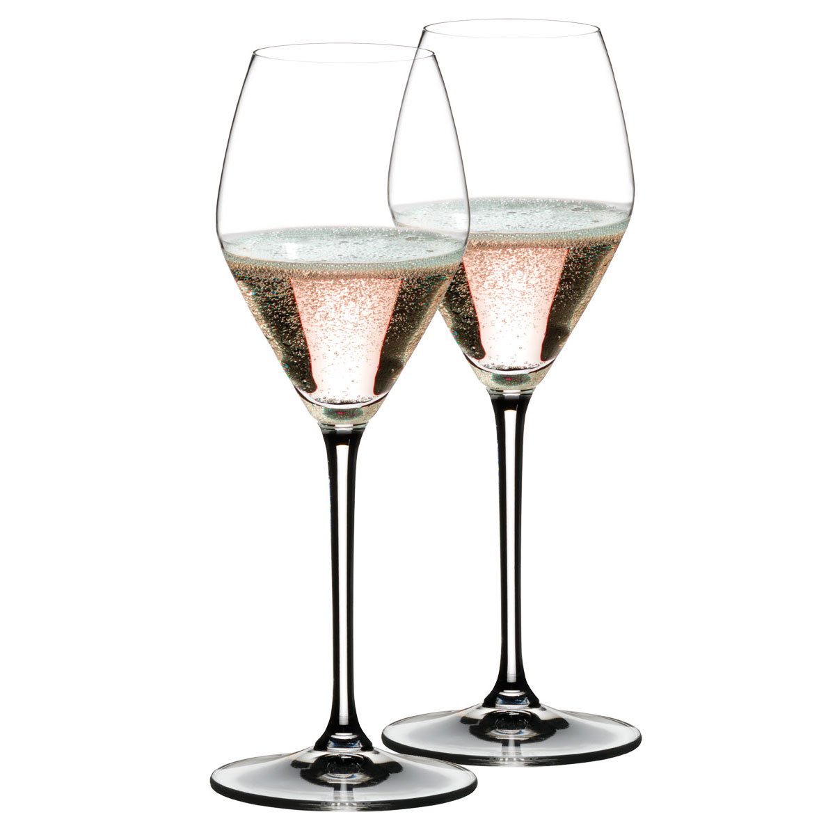 Riedel Extreme Rose Champagne Wine Glasses, Pair