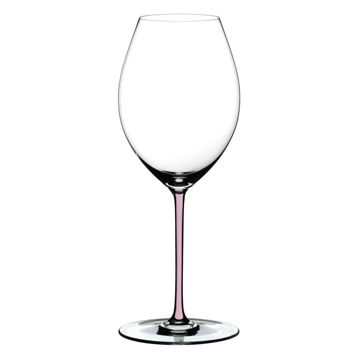 Riedel Fatto A Mano Old World Syrah Crystal Wine Glass, Pink
