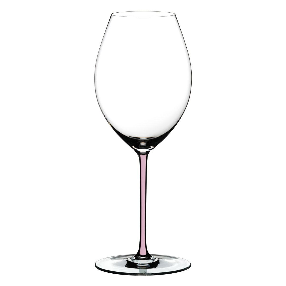 Riedel Fatto A Mano Old World Syrah Wine Glass, Pink