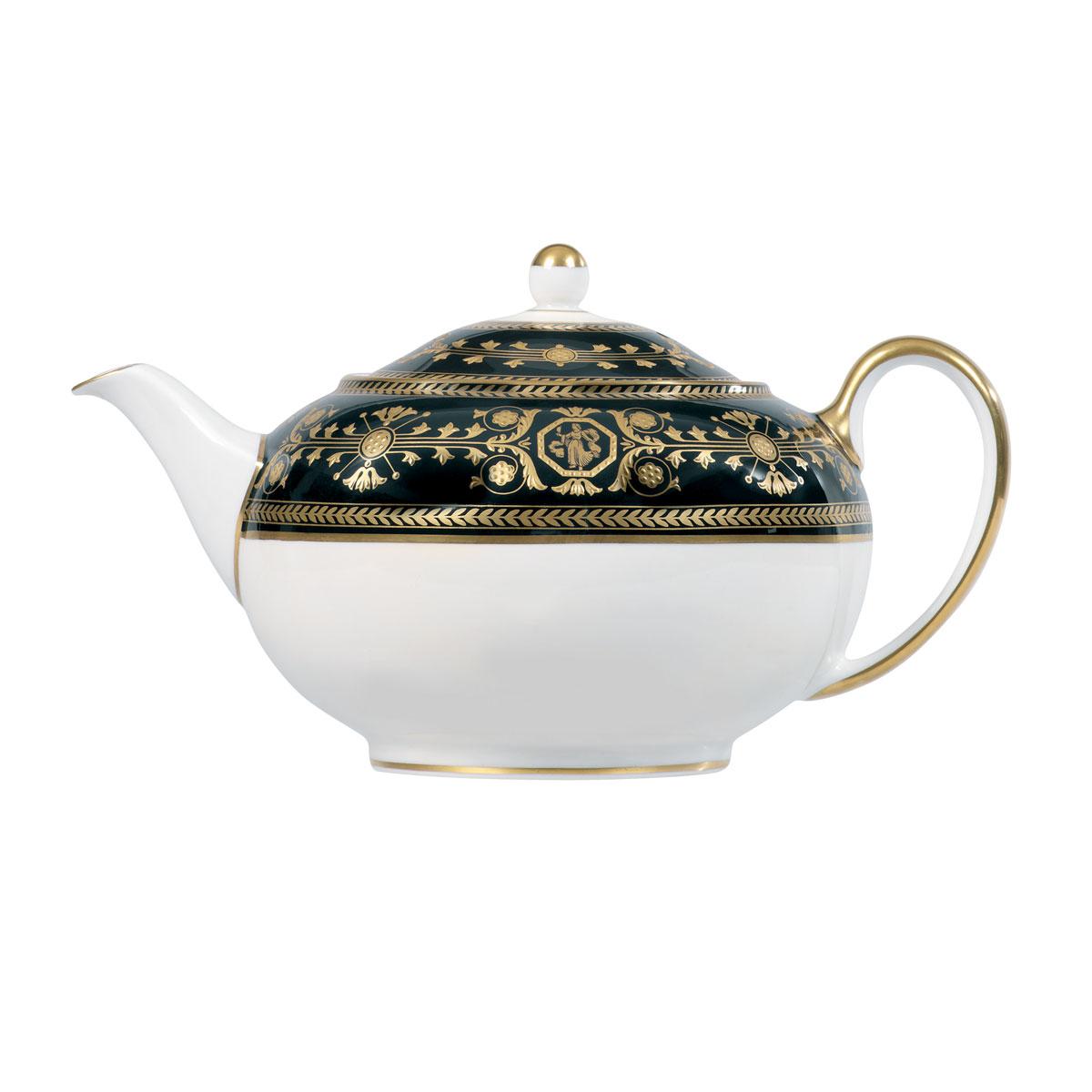 Wedgwood Astbury Black Teapot