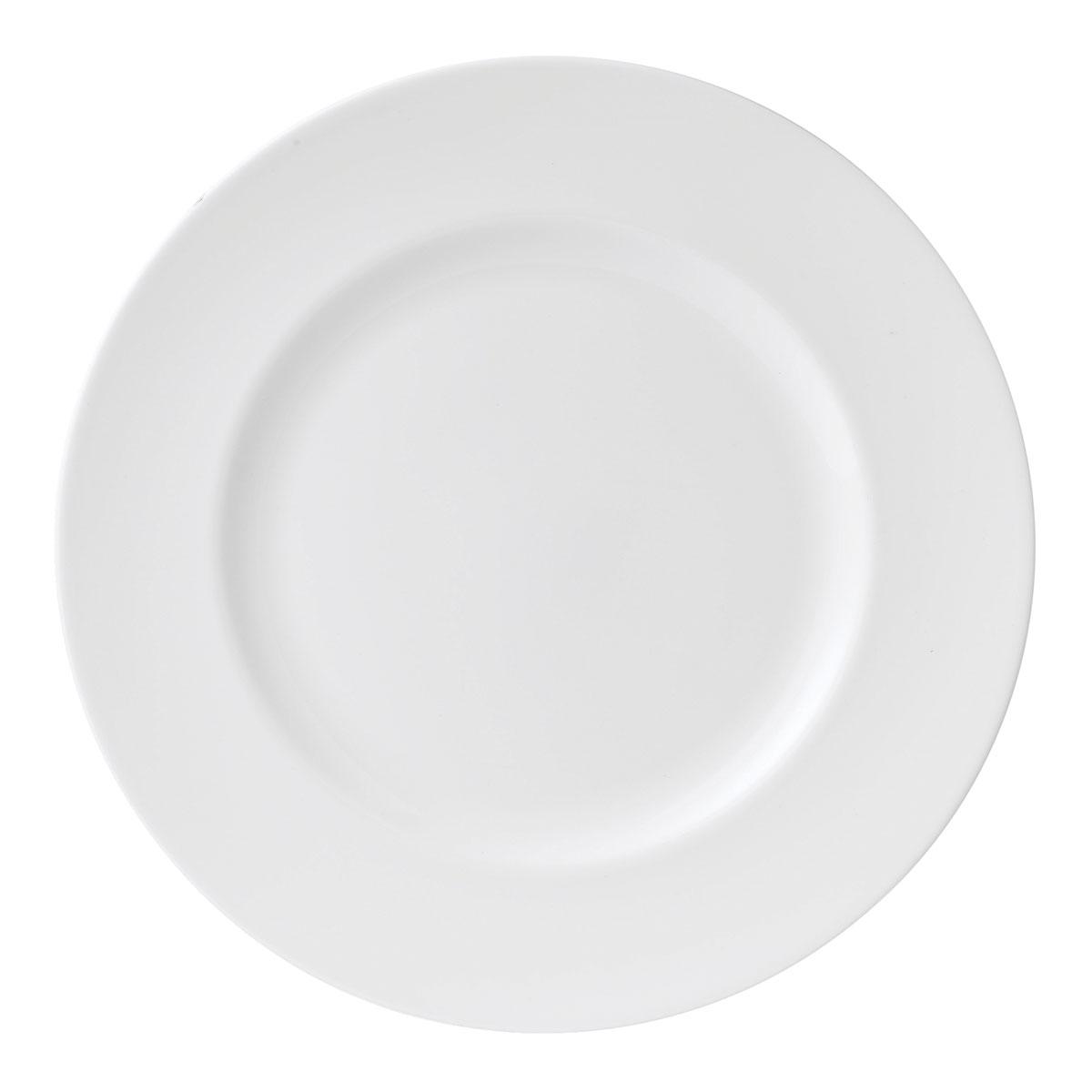 Wedgwood Wedgwood White Dinner Plate, single