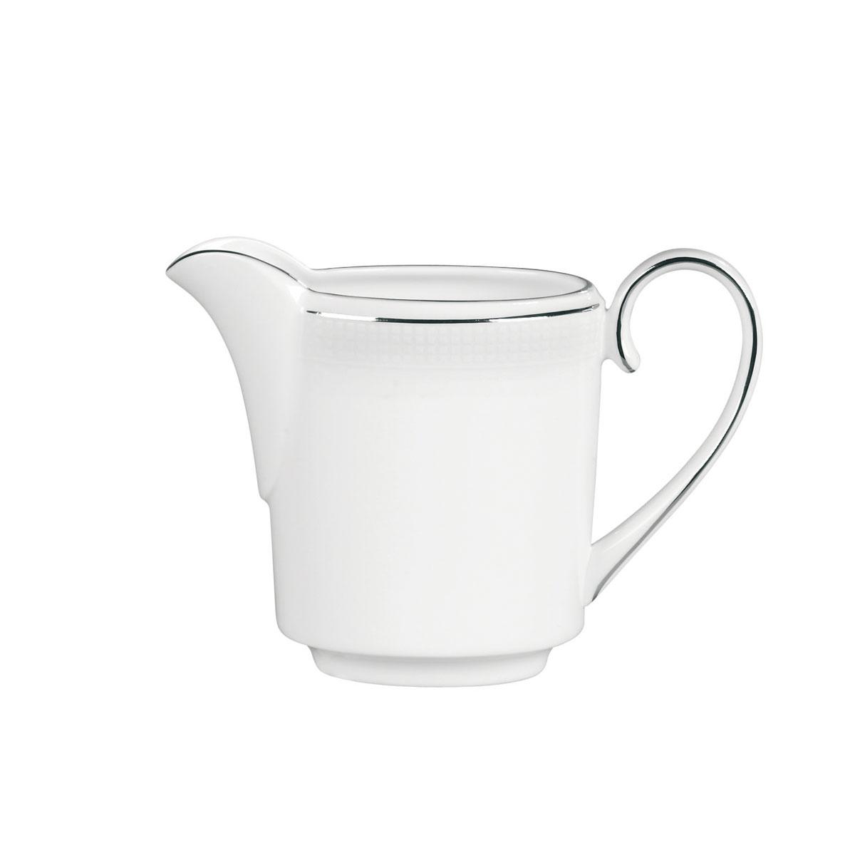 Vera Wang Wedgwood Blanc Sur Blanc Creamer Imperial