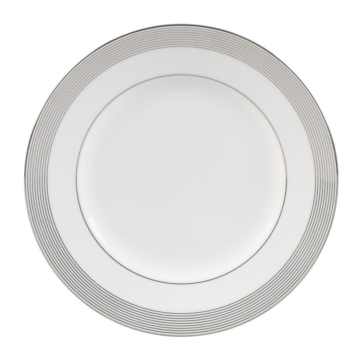 "Vera Wang Wedgwood Grosgrain Salad Plate 8"""