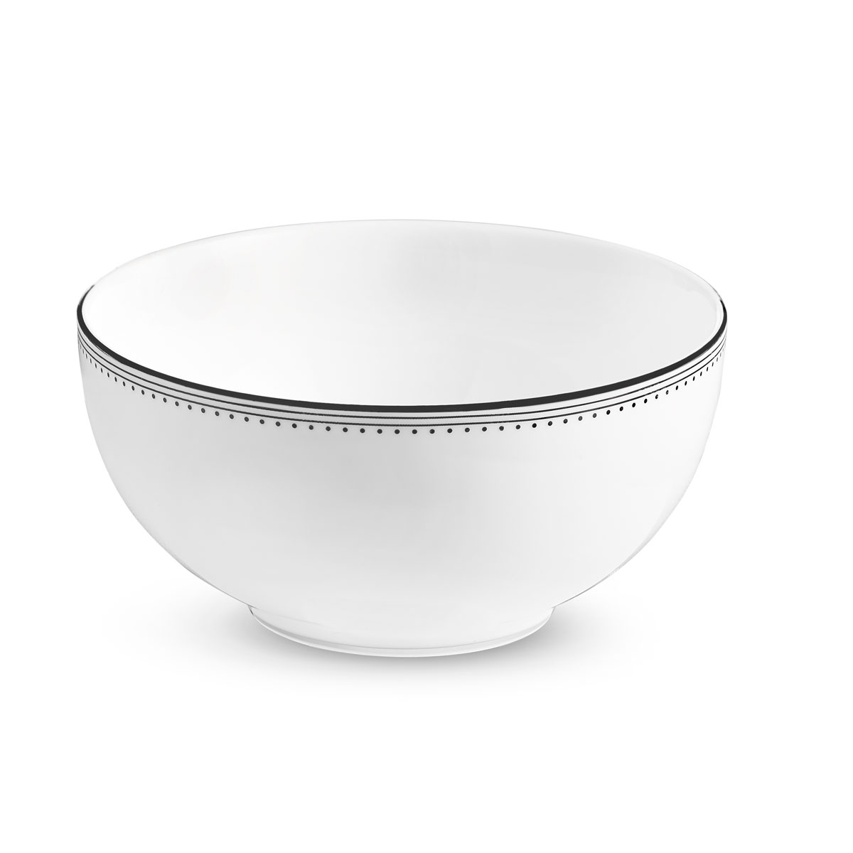 Vera Wang Wedgwood Grosgrain Soup, Cereal Bowl 6""