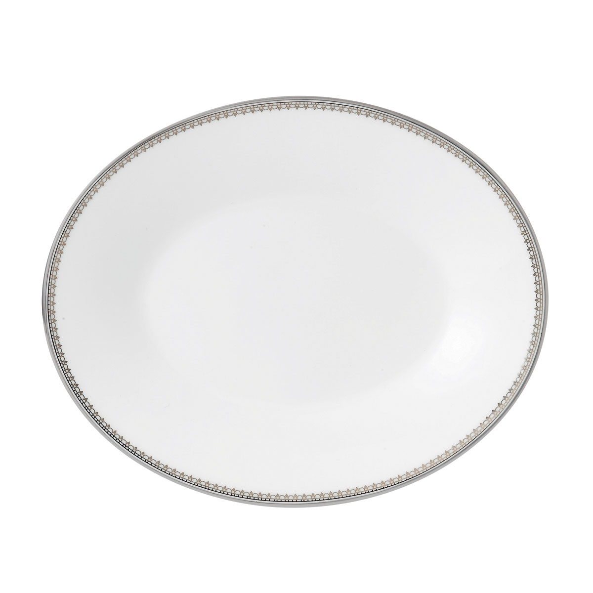 Vera Wang Wedgwood Vera Lace Gravy Stand Imperial