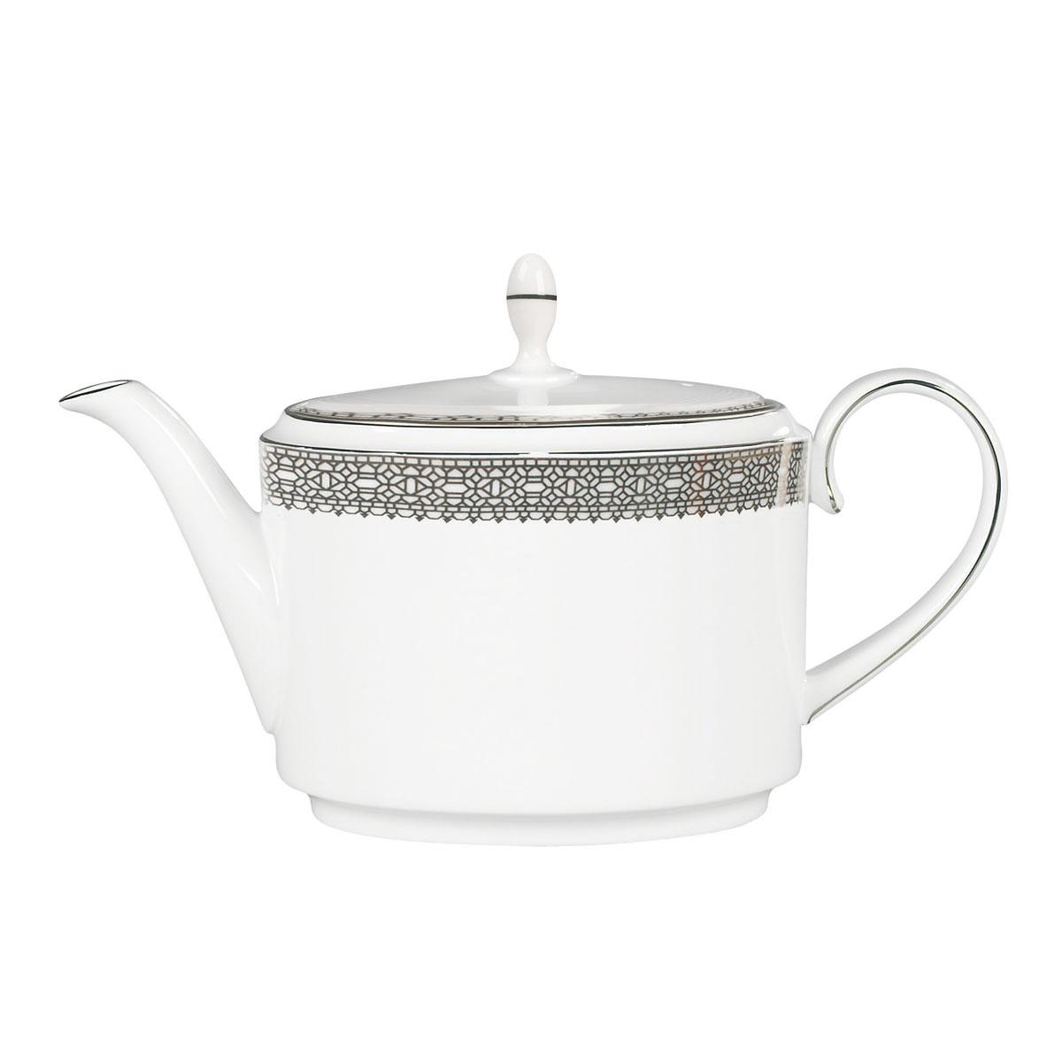 Vera Wang Wedgwood Vera Lace Teapot