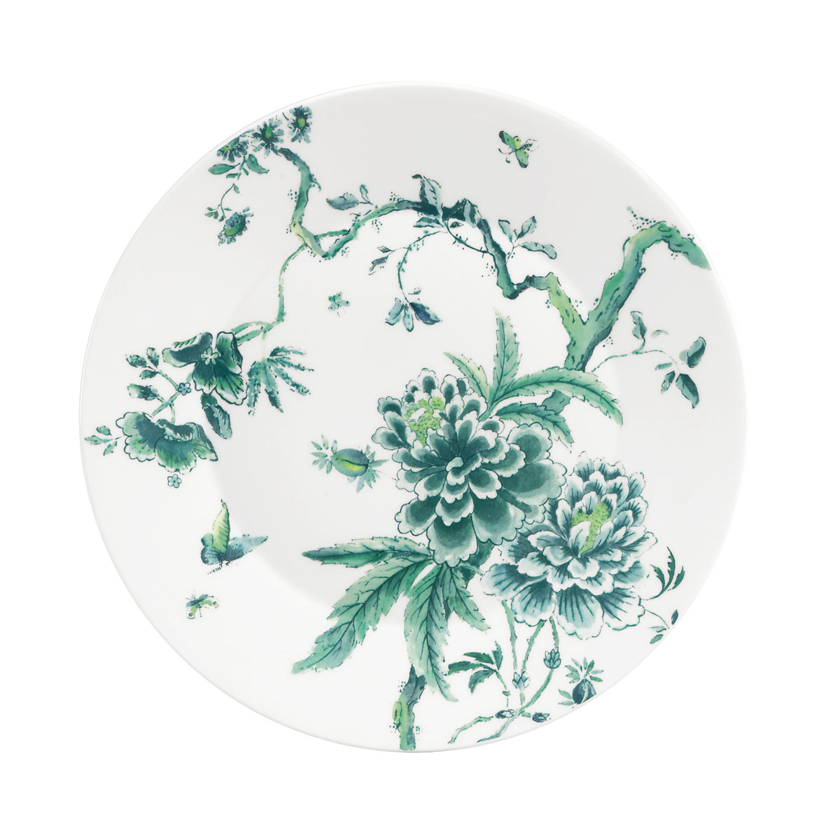 "Wedgwood Jasper Conran Chinoiserie White Dinner Plate 11"""