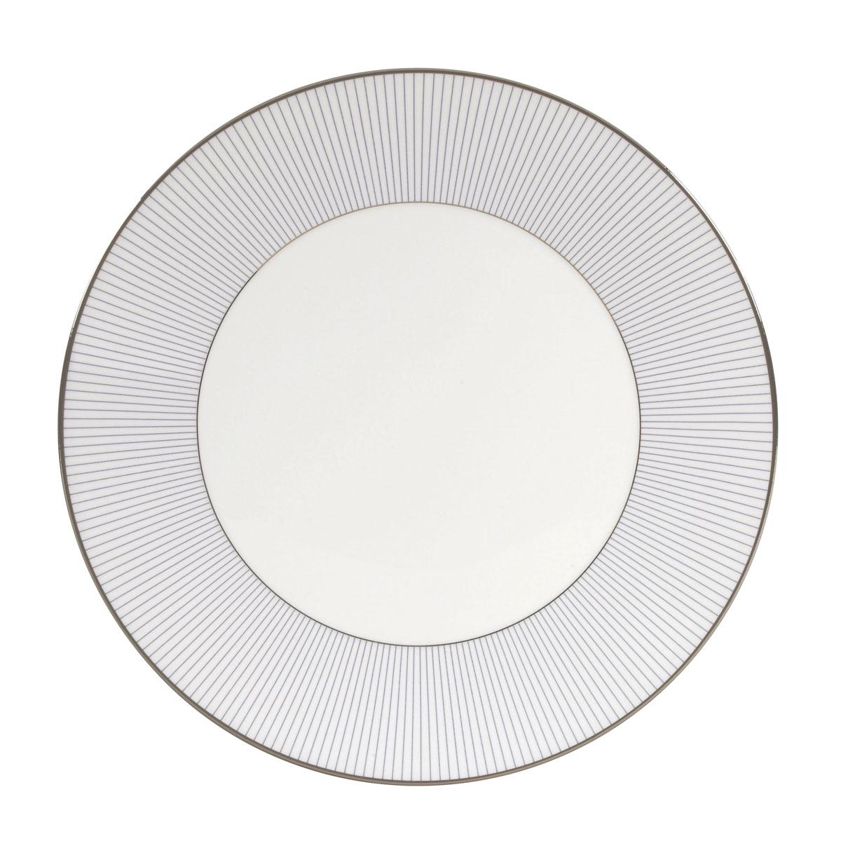 "Wedgwood Jasper Conran Pin Stripe Dinner Plate 11"""