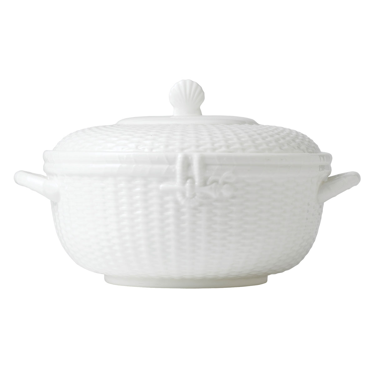 Wedgwood Nantucket Basket Covered Vegetable