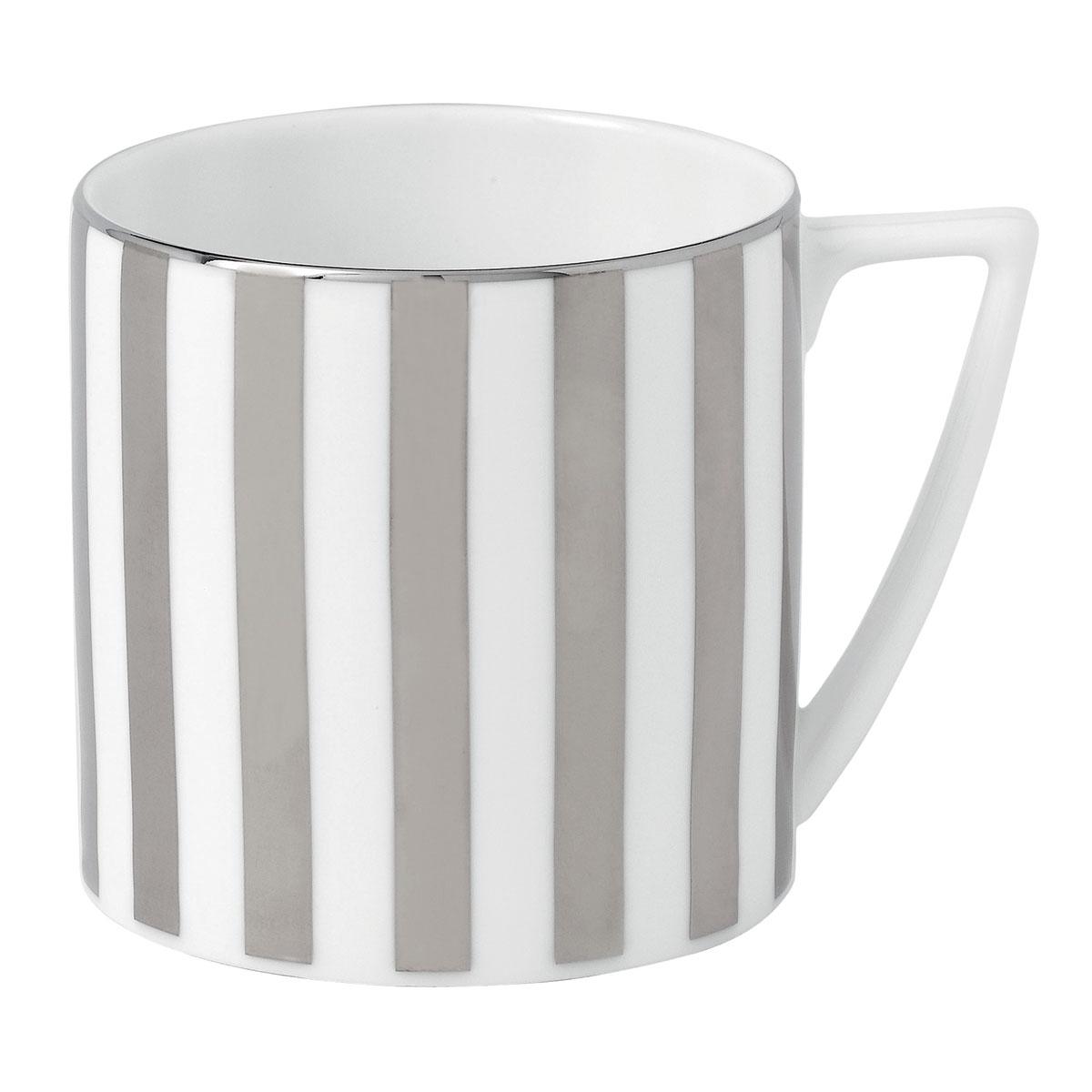 Wedgwood Jasper Conran Platinum Mini Mug Striped
