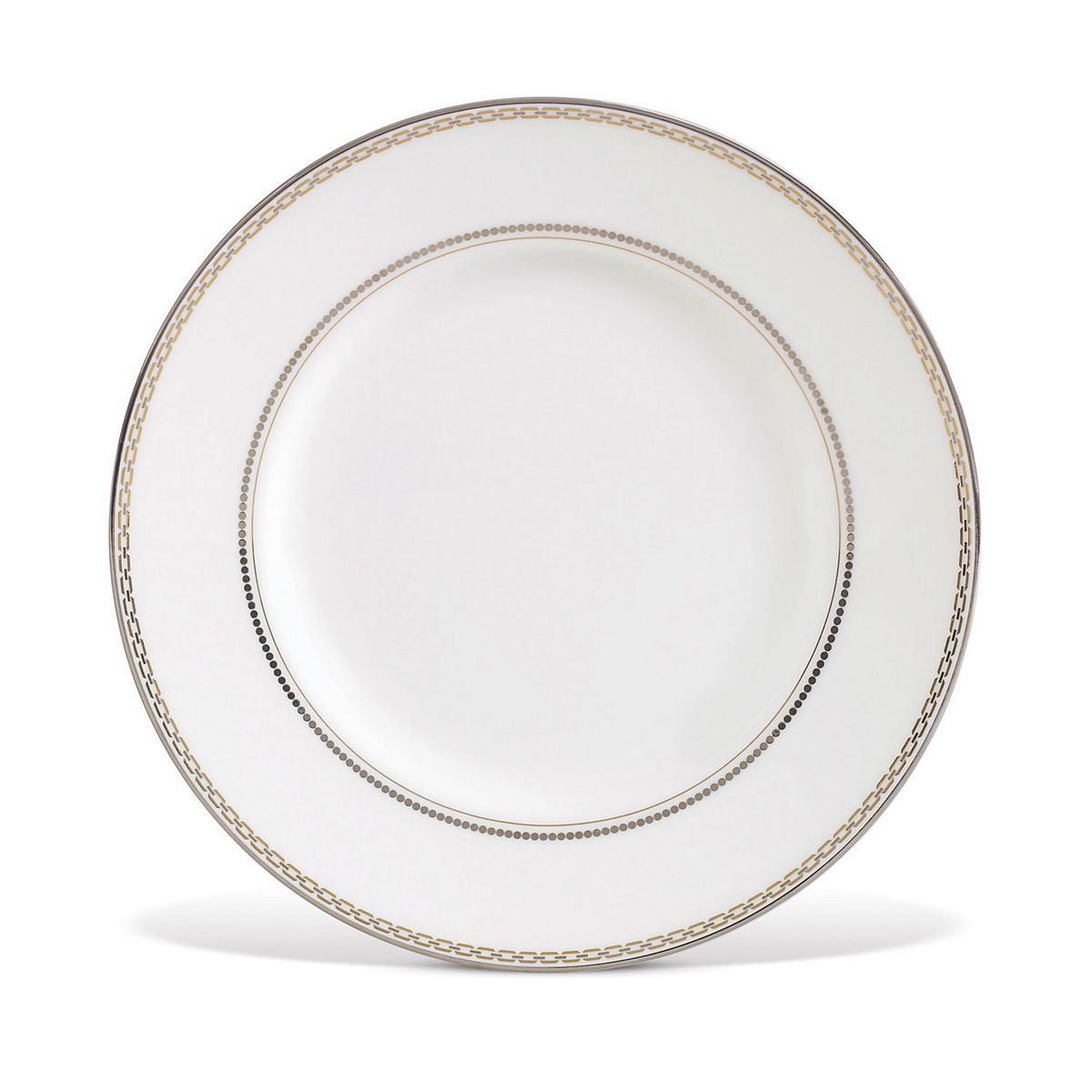 Vera Wang Wedgwood China With Love Bread and Butter Plate, Single