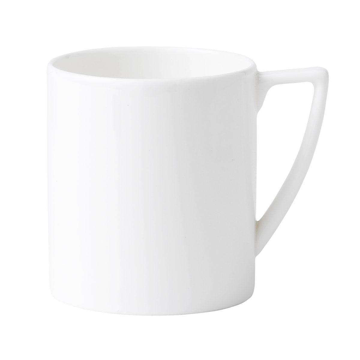 Wedgwood Jasper Conran White Mini Mug, Single