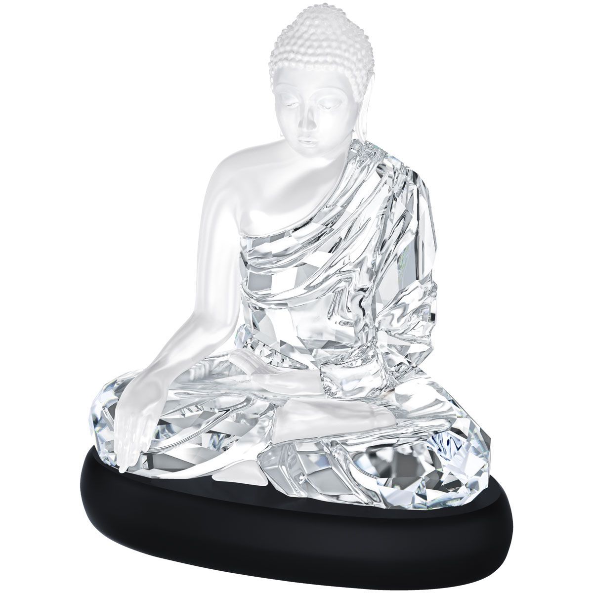 Swarovski Asian Icons Buddha Sculpture