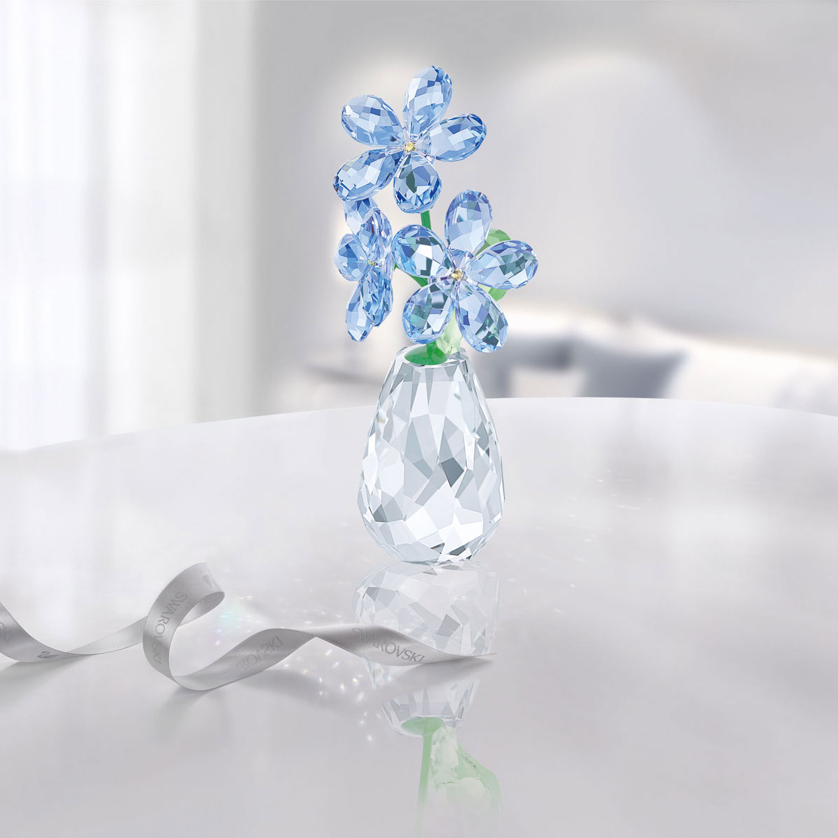 Swarovski Flower Dreams Forget Me Not