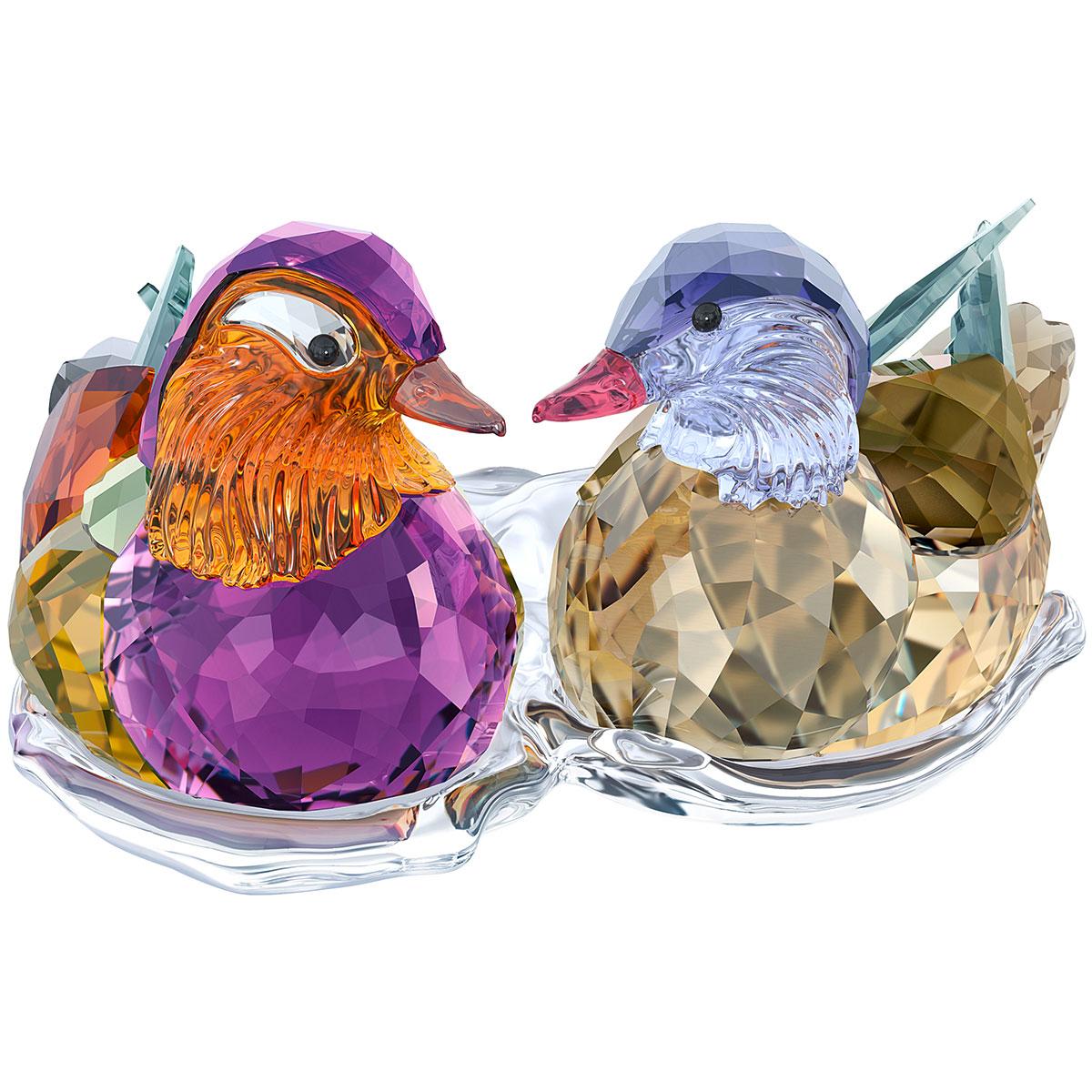 Swarovski Asian Icons Mandarin Ducks