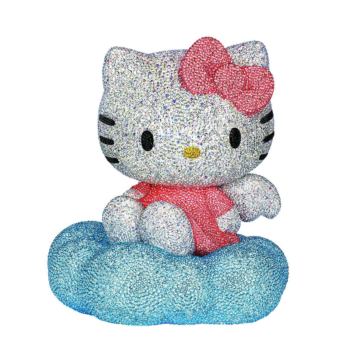 Swarovski Myriad Hello Kitty Princess, Limited Edition